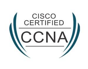 Cisco CCNA certificado