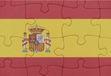 España spain puzle