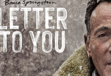 Letter to you Bruce Springsteen