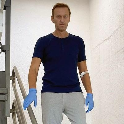 Navalny alta hospital 20200923