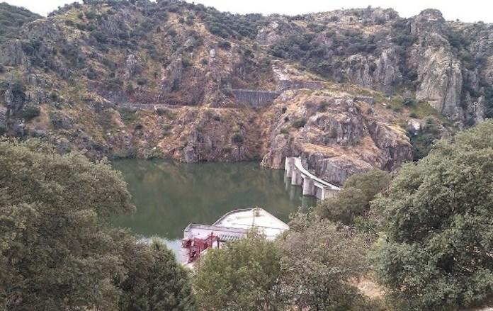 Presa de Barrocal do Douro