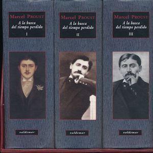Proust: A la busca del tiempo perdido, edición de Mauro Armiño (Valdemar)