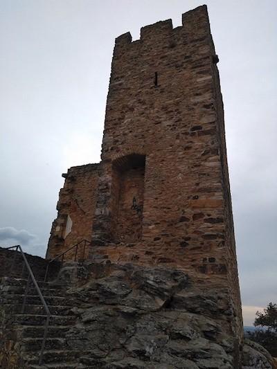 Torre del Castillo de Mogadouro