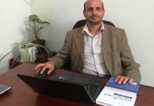 El abogado y periodista yemení, Abdul Rahman Al-Zbib