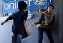 Centro de Unicef en Tijuana © Balam-ha Carrillo