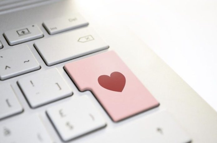 Citas internet teclado