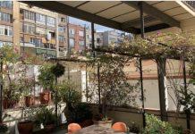 Mercado inmobiliario en España: Barcelona patio