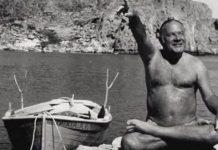 Lawrence Durrell en Corfú
