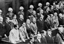 Tribunal de Núremberg acusados