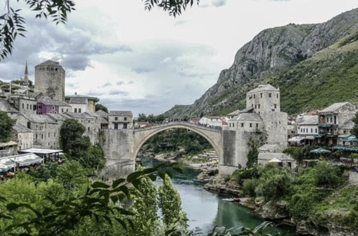 Bosnia Herzegovina puente