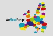 Logo de Movemos Europa WeMoveEurope