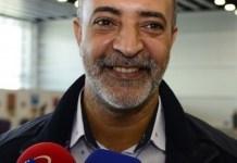 El presidente de la FRME, Mustapha Amazzal