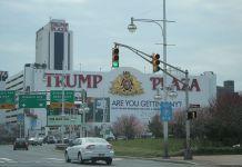 Edificio Trump Plaza en Atlantic City