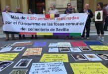 Víctimas del franquismo en Sevilla