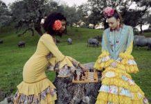 El tablero de ajedrez sirve para promocionar Huelva