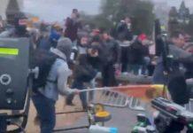 Ataques a periodistas en el asaltado al Capitolio, el 6ENE2021