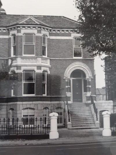 Instituto Cultural Español de Dublin , calle Northumberland 4, Dublin, Irlanda