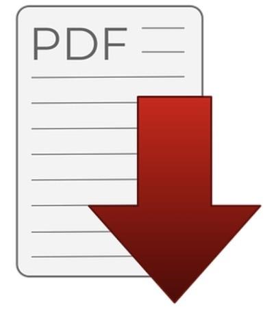 PDF descarga logo