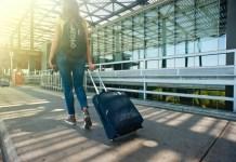 viajes equipaje estación aeropuerto