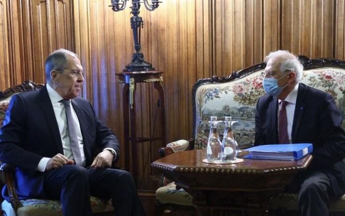 Lavrov y Borrell 5FEB2021