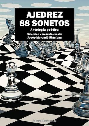 Ajedrez 88 Sonetos portada