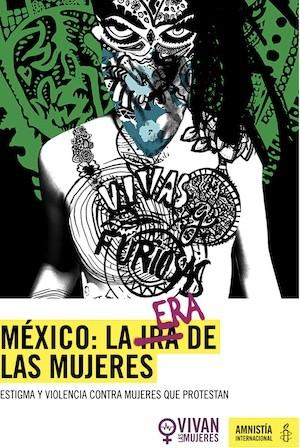 Amnistia MX la era de las mujeres