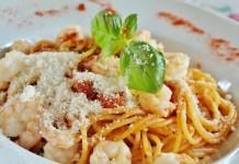 espaguetis pasta italiana