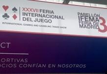 Ifema Feria Internacional del Juego
