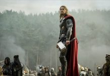 Thor Matt Damon Australia