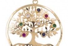 Árbol de la vida con circonitas