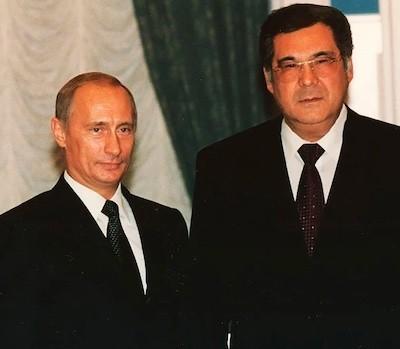 Putin con Tuleev