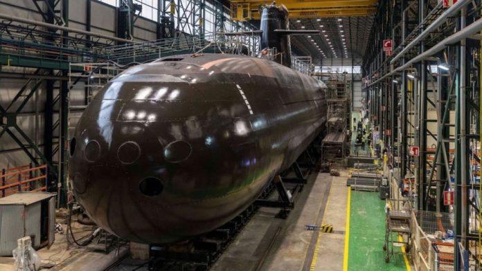 Submarino S81 Isaac Peral