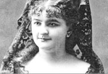 Emilia Pardo Bazán juventud