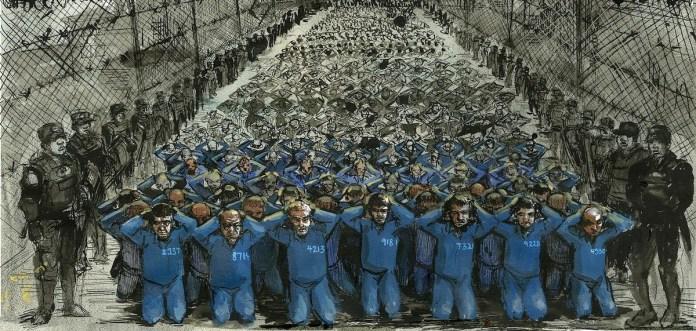 Amnistia  campo internamiento Xinjiang