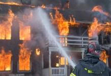 bomberos incendios viviendas