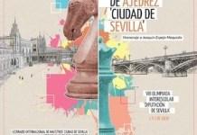 Ajedrez Sevilla internacional 2021