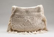 Crochet ganchillo bolso