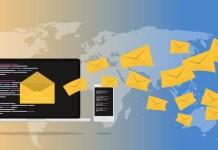 Email marketing sobres volando