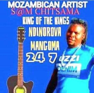 Sam Chitsama Mozambique Sudáfrica