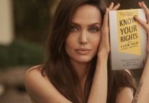 Amnistia Angeline Jolie derechos infancia