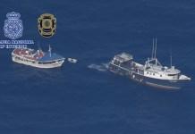 Narcotráfico internacional en pesqueros venezolanos