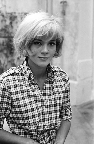 Sylvie Vartan en 1963