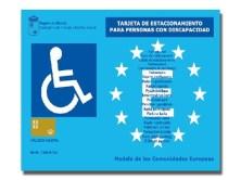 tarjeta aparcamiento discapacidad 2