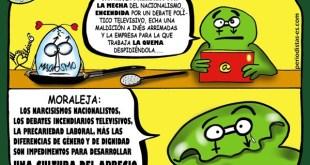 Canal Machismo Frito: Una sociedad muy sana.