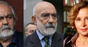Ahmet y Mehmet Altan y Nazli Ilicak en una infografía de RSF