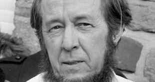Aleksandr Solzhenitsyn 1974