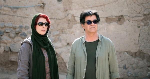Benaz Jafari y Jafar Panahi