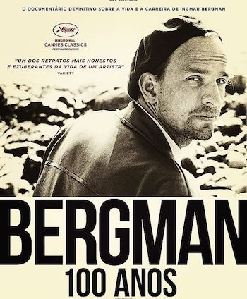Bergman 100 años poster
