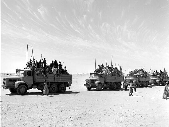 Bloncourt polisario convoy militar