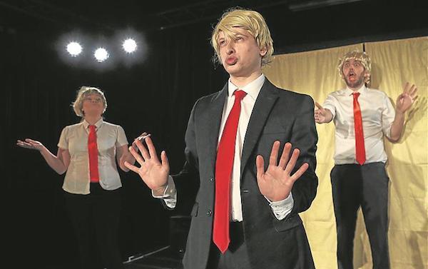 Blowfish Theater Trump